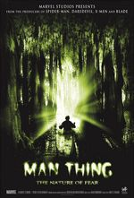 Affiche Man-Thing