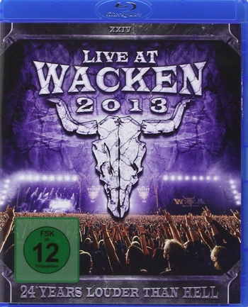 LIVE AT WACKEN 2013_Bluray