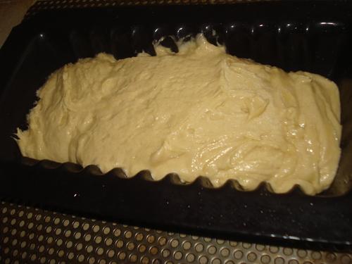 Un Cake au Thé Choco-Coco