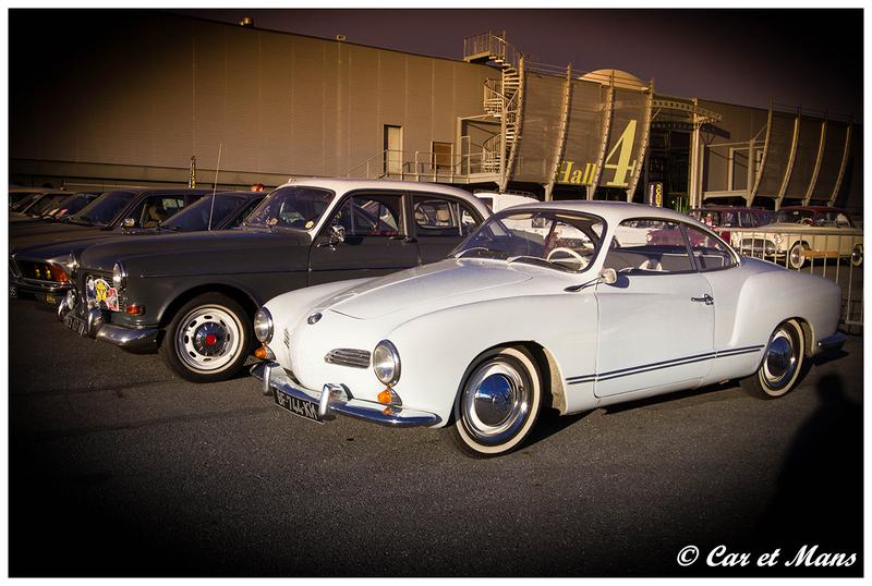 Automédon - Les VW's