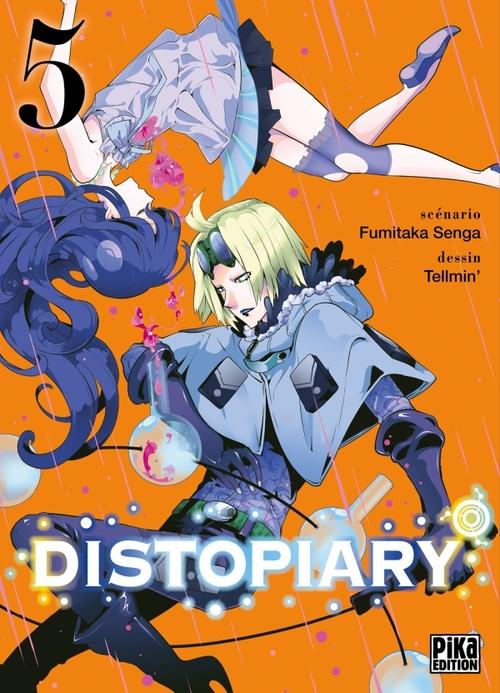 Distopiary - Tome 05 - Fumitaka Senga & Tellmin'
