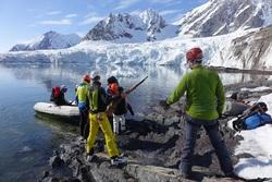 Printemps 2018 : Ski-alpinisme au Spitzberg