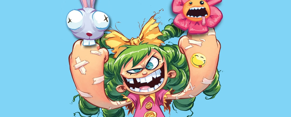 COMICS | I hate Fairyland #1