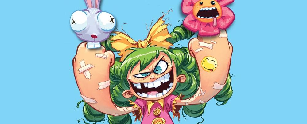 COMICS | I hate Fairyland #1