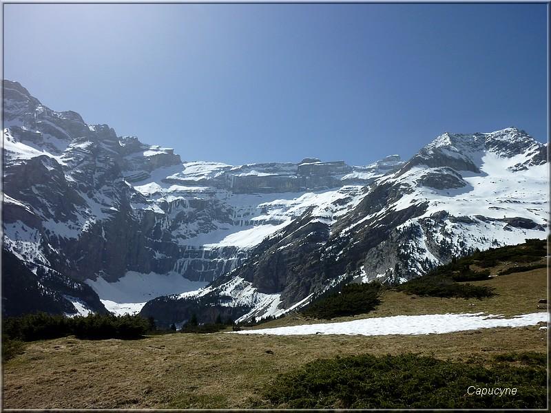Dans les Hautes-Pyrénées : 3 - ...et l'hiver est devenu printemps