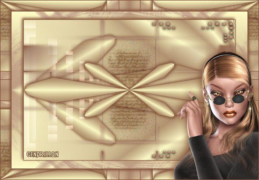 Gold - Franie Margot