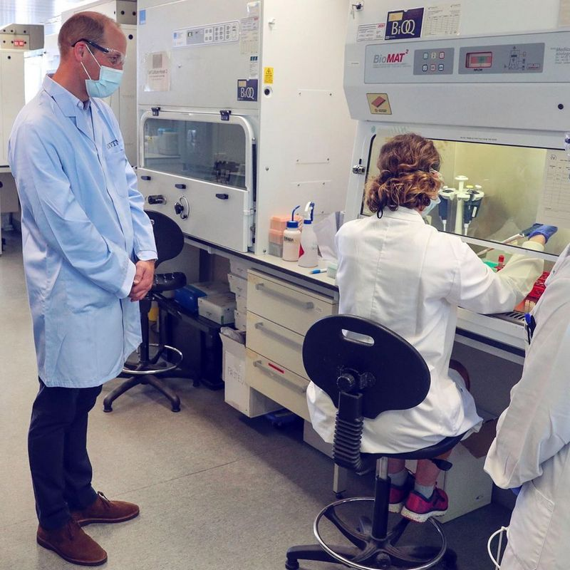 University of Oxford's Oxford Vaccine Group