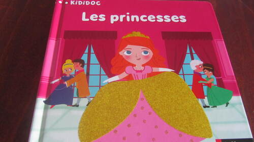 """""""Les princesses"""" Nathan"""