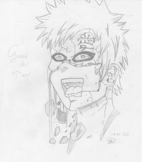 Naruto~ Gaara