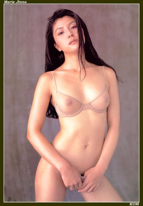 Model Collection : ( [KUNI Scan] - |vol.1| Marie Jinno/神乃毬絵 )