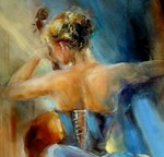 Art Peintre Anna Razumovskaya _ Bella Romantic _ Part 2 _ by Anais-Hanahis