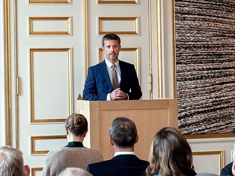 """HRH Crown Prince Frederik International Business Awards"""