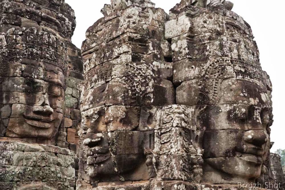 Angkor Thom, le Bayon