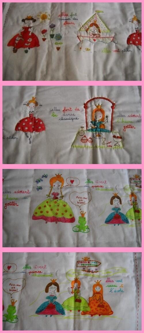 Des princesses...