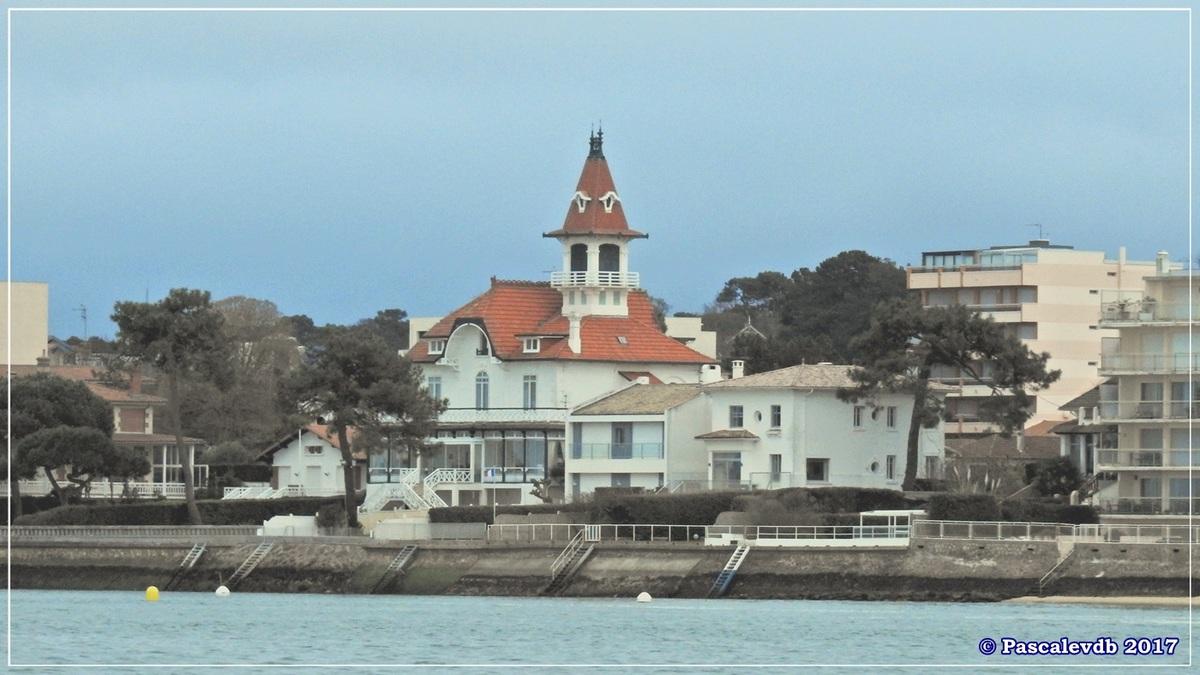 Traversée du Bassin entre Arcachon et le Cap Ferret - 13/14