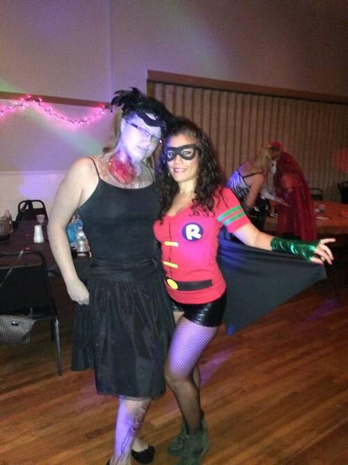 Car ici on fête Halloween...............................................on en parle???????