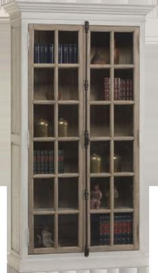 Meuble vitrine