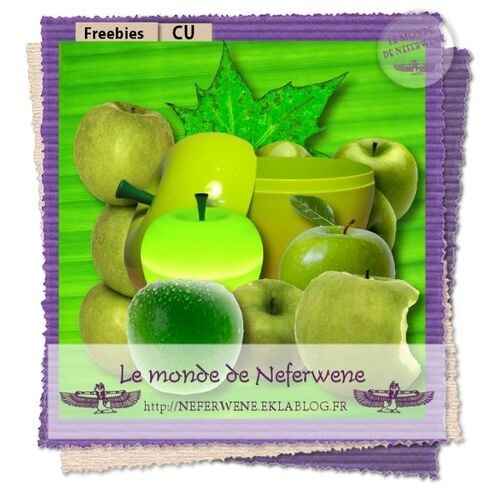 CU green apple