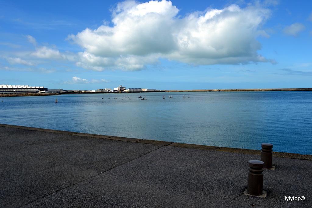 Cherbourg (la gare maritime)