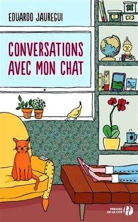 """Conversations avec mon chat """"Roman"""""""