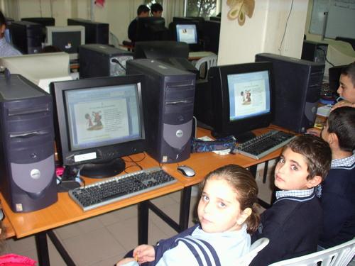 Participation au concours Plume en herbe des classes EB3