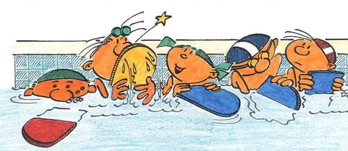 Agrément natation pour les parents de cycle