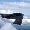 B2 Stealth Spirit in the sky...