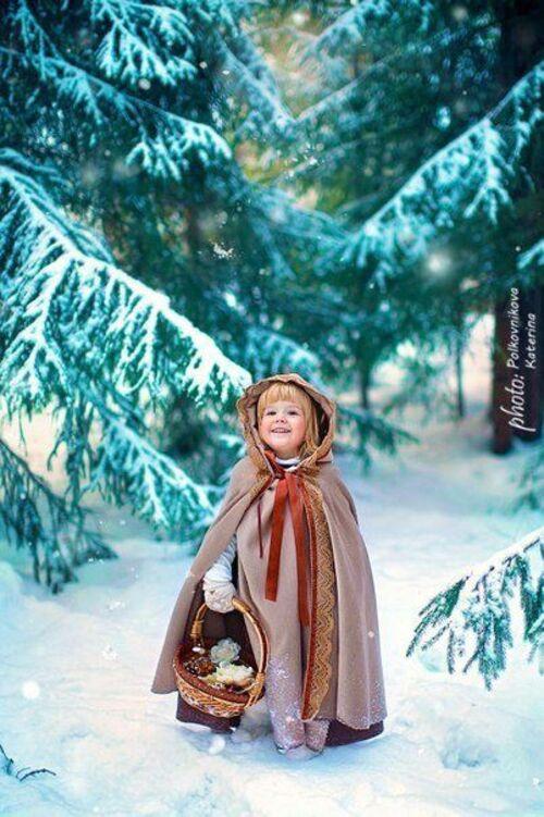 L'hiver et les enfants (2)