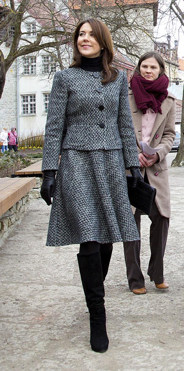 Mary en Estonie