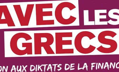L'Europe de l'austérité, c'est NON, OXI, NO, NEIN… !