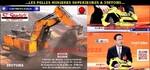 CHINE: les pelles hydrauliques minières supérieures à 350 tonnes.