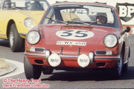 Porsche le Mans 1966