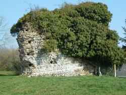 LES REMPARTS DU PLESSIS-GRIMOULT (Calvados)