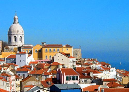 Retour du Portugal