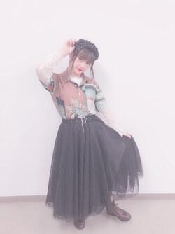 À l'événement Yokoyama Reina