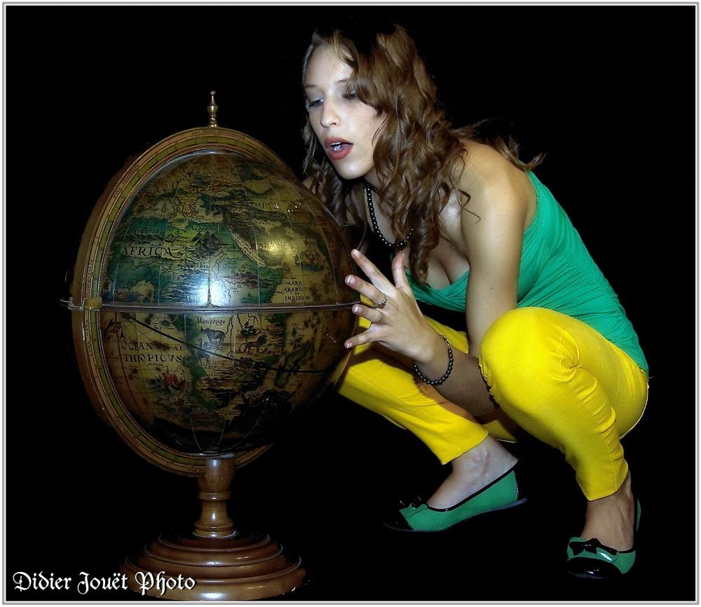 Vanessa (8) - Je rêvais d'un autre monde