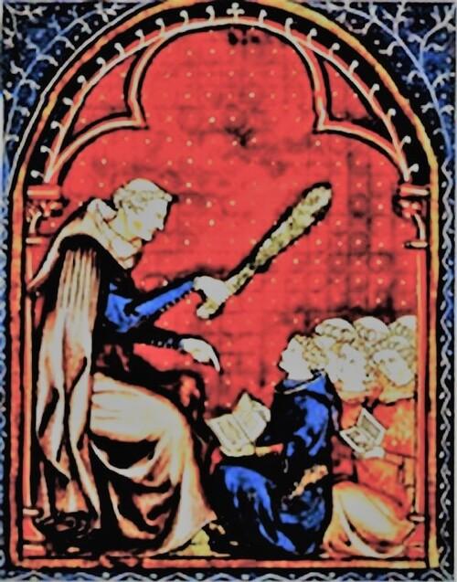 II. Le droit dans les écoles monastiques du Haut Moyen Âge (476-888 ap. J.-C.)