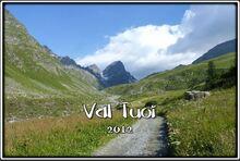 Au Val Tuoï dans les Grisons