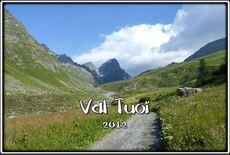 Le Val Tuoi dans les Grisons en Suisse