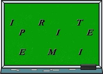 Petit jeu de lettres n°2