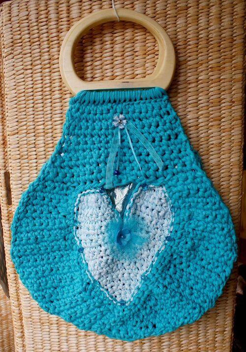 Un sac tout coeur pour la Saint Valentin