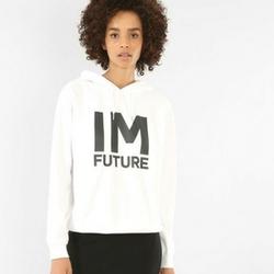 Sweat à capuche 'IM FUTURE'