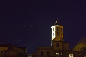 Le coucher d'Orion