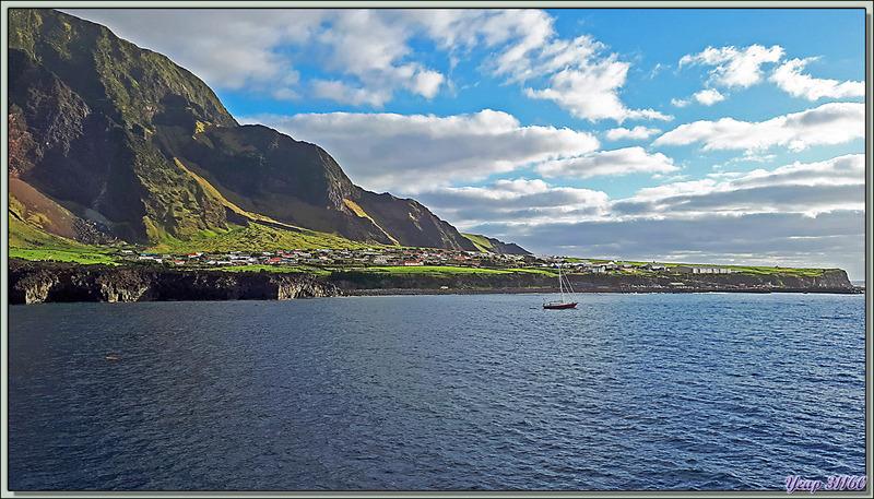 Selfie ... - Edinburgh of the Seven Seas - Tristan da Cunha