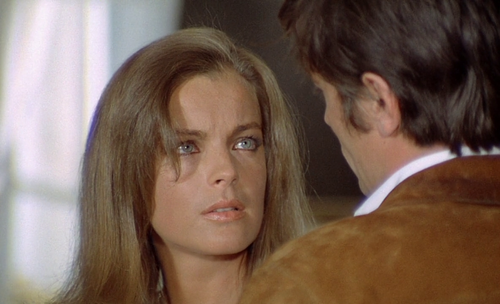LA PISCINE - BOX OFFICE ALAIN DELON 1969