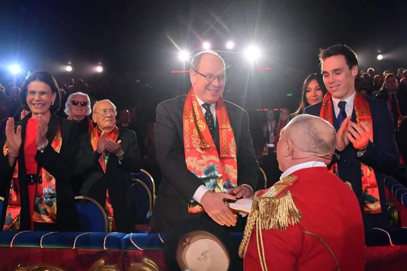44eme festival international du cirque à Monte Carlo