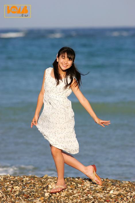 WEB Gravure : ( [Bomb.tv - GRAVURE Channel] - | 2005.03 | Seira Hayashi/林清羅 )