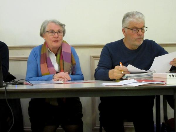 La Société Mycologique du Châtillonnais a tenu son Assemblée Générale 2020