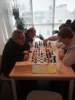 SEMAINE ECHECS et HANDICAP Le jeu d'échecs un accompagnement médico-social du handicap