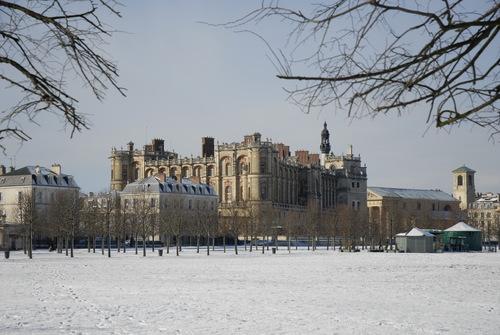 Les cloches du Château de St Germain-en-Laye